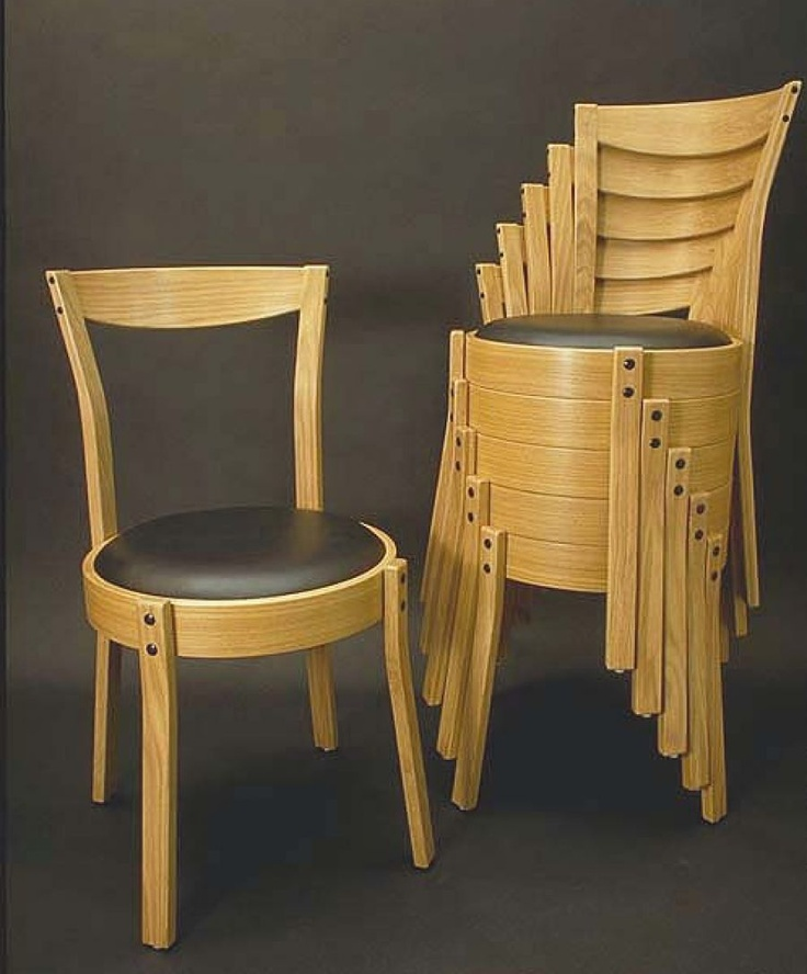 Photo Of Series 1000 Stacking Chairs By Curtis Erpelding