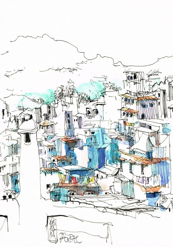 Urban Sketchers Spain.