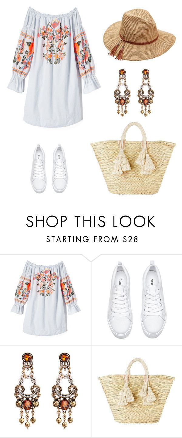 Этно by julia-tcherba on Polyvore featuring мода, Free People, Giselle and Scala