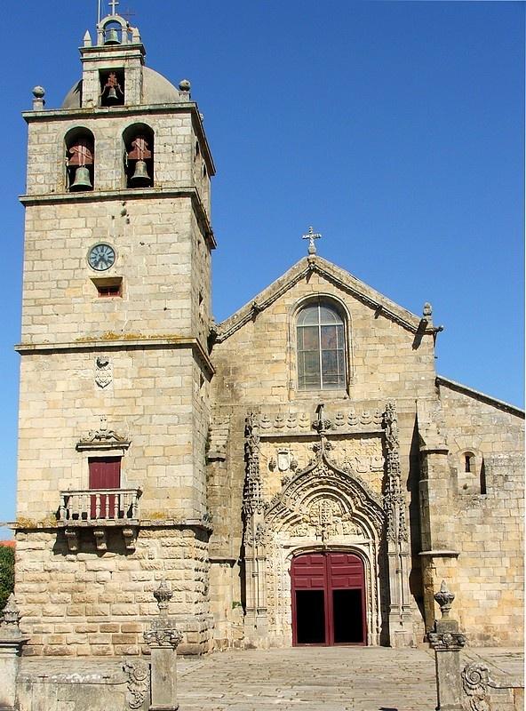 "Vila do Conde - Portugal Church ""Matriz"""