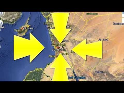 Gog Magog Identified. ITS NOT RUSSIA. - YouTube I was always told it was Russia too and believed it......but look at this and see the Joel Richardson piece I pinned....makes total sense now!!!!