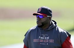 David Ortiz is hitting .500 after his first nine games this season. (AP) Article: David Ortiz showing he might be division's biggest difference-maker - WEEI.com
