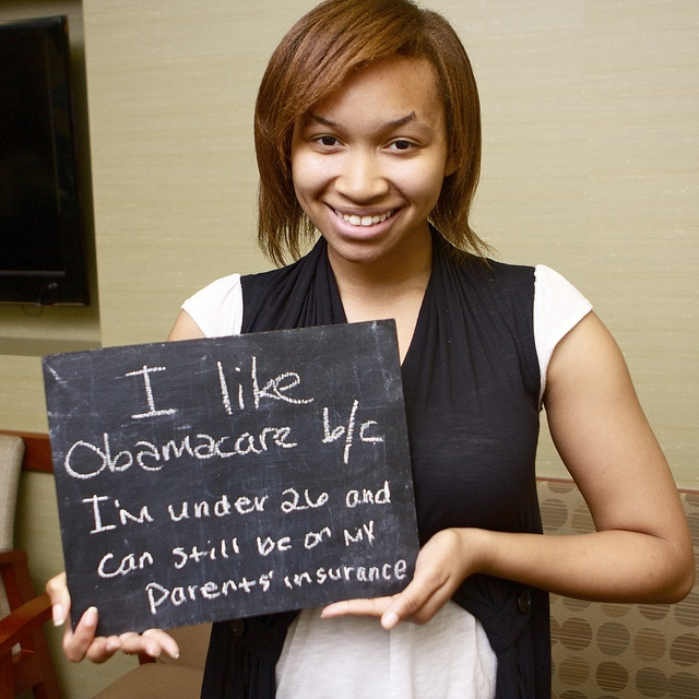 Photos from the fieldI like Obamacare  Flickr - Photo Sharing