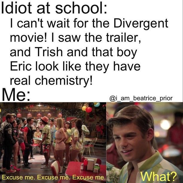 divergent funny | Okay this is so funny! PS- IS THE DIVERGENT TRAILER OUT?! SOME ONE ...