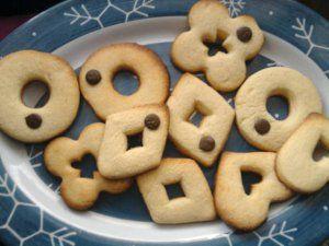 Galletitas nutritivas sin tacc, por Sandra Zamora