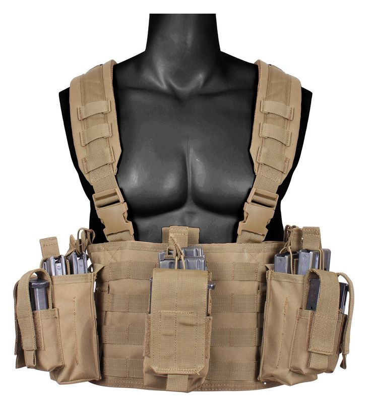 Operators Tactical Chest Rig - Rothco