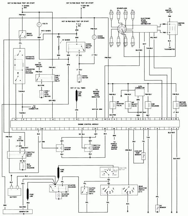 [DIAGRAM] 83 Camaro Wiring Diagram