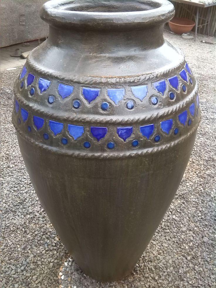 Desert Pots Pretoria decorative garden cement pot