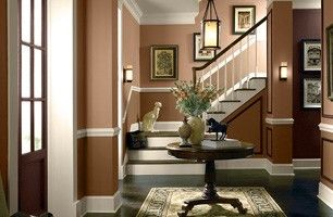 Orange Painted Room Inspiration & Project Gallery | Behr