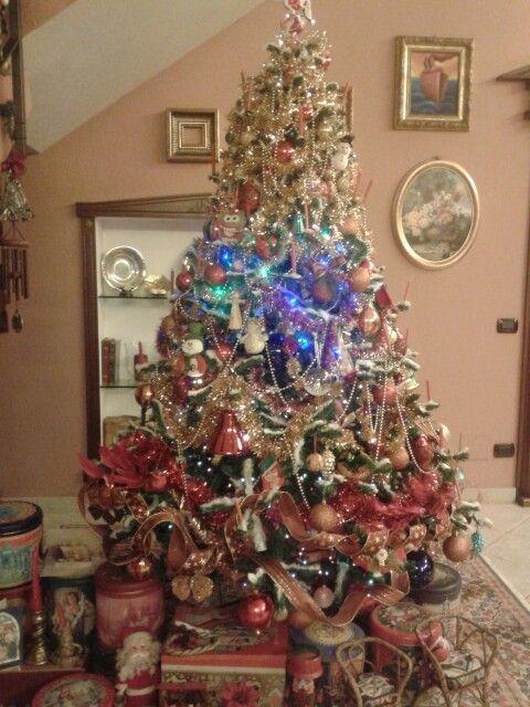 La magia del mio albero di Natale