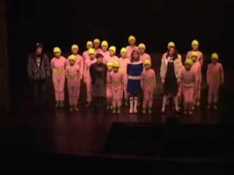 Oompa Loompa Five - Willy Wonka