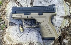 Gun Review: Springfield Armory XD Mod.2 9mm Sub-Compact