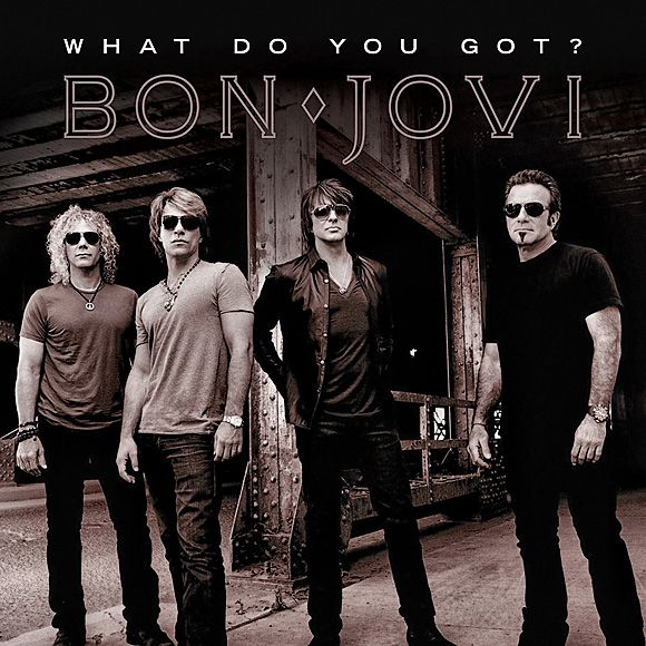 Bon Jovi! How To Photograph Group Portraits For Music Album Cover - how cool is it they have endured?