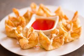 cream cheese wontons yummy | food/drinks | Pinterest