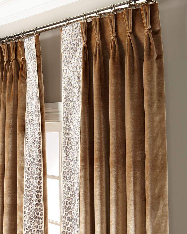 Ingram 108 Curtain Panel Panel Curtains Curtains Modern Luxury