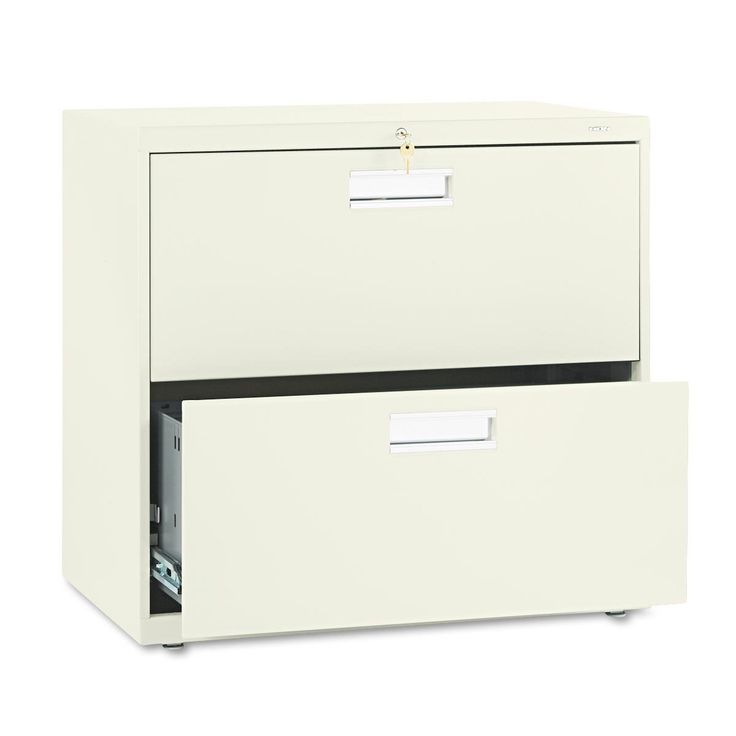 Inspirational Global 4 Drawer Lateral File Cabinet