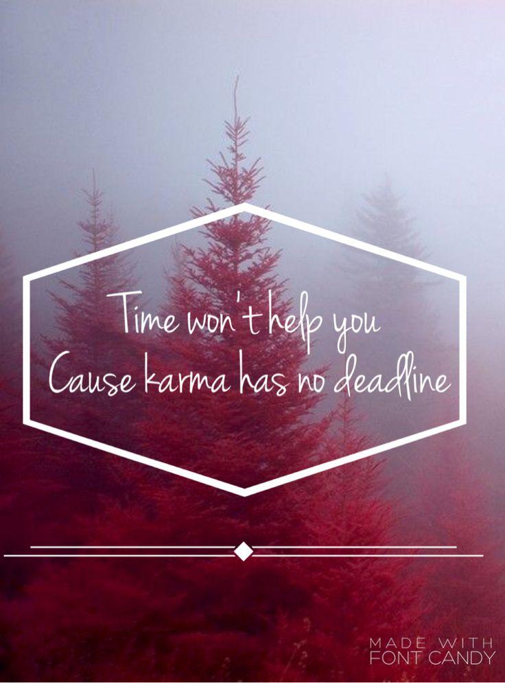 Karma Has No Deadline/True Friends - Bring Me The Horizon