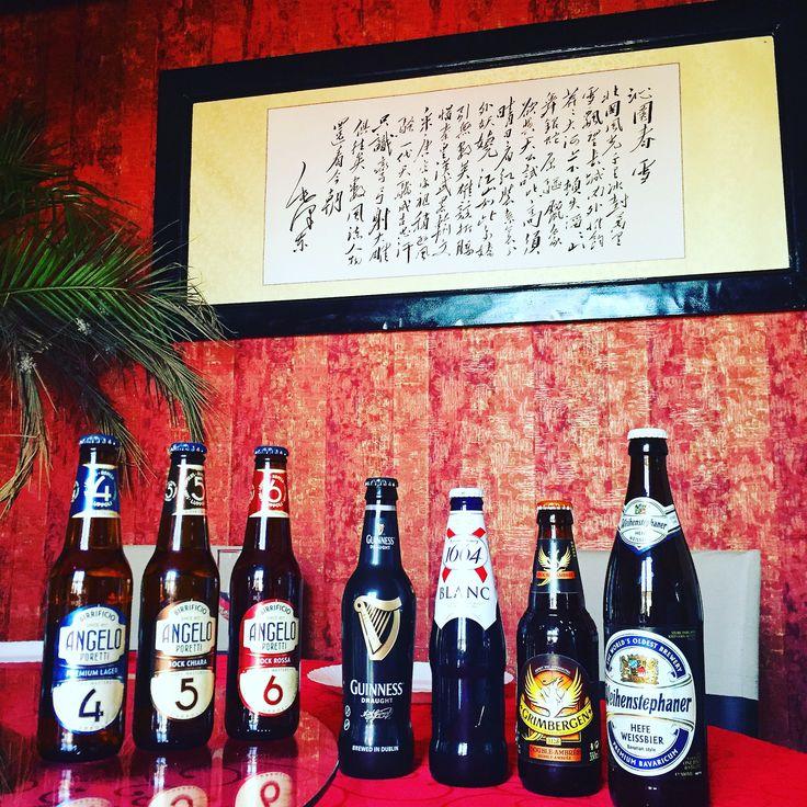 Tsingtao restaurant