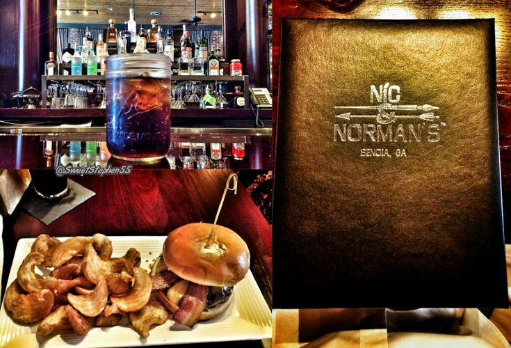 Nic And Norman S Restaurant Menu