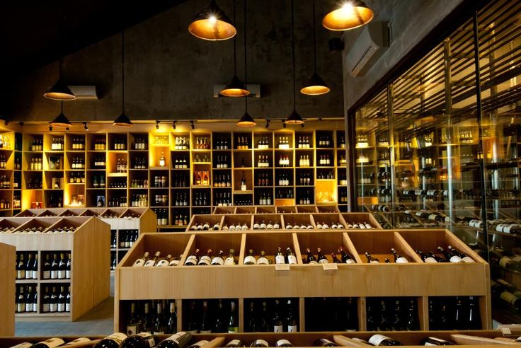 If you're in Bali and looking for good wines, come to Vin+.