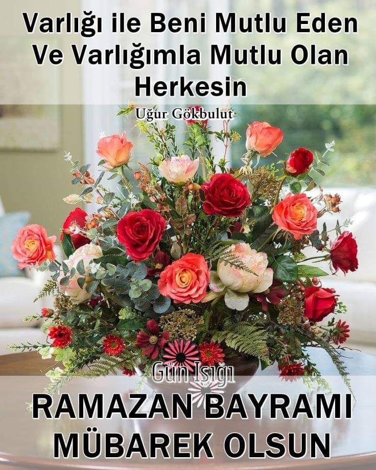 Yeni Bayram Mesajlari Ramazan Bayrami Mesaji Guzel Sozler Christmas Wreaths Holiday Decor Floral Wreath
