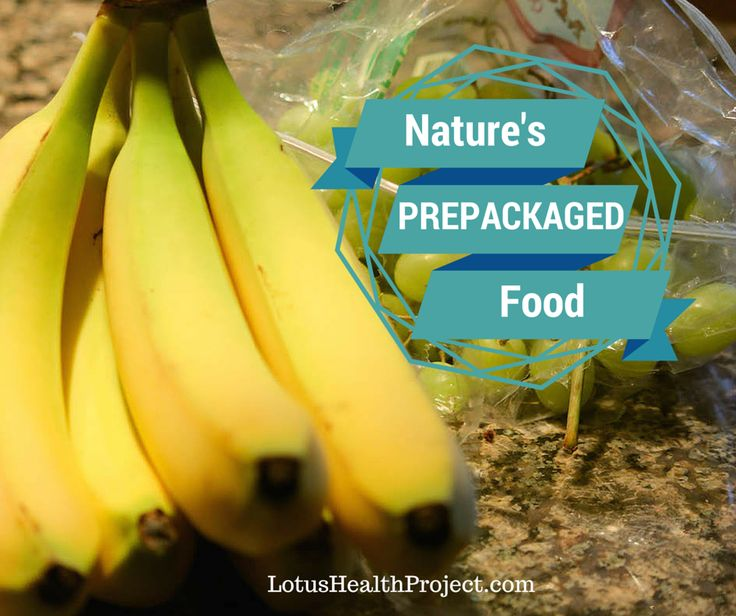 You don't need to buy prepackaged, unhealthy food because you are busy. Nature has lots of prepackaged food all ready for us. http://lotushealthproject.com/