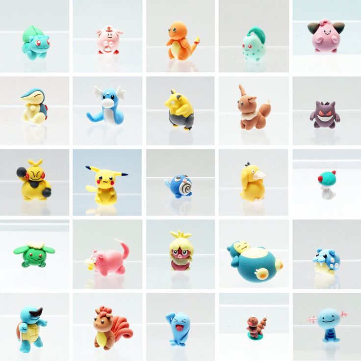 My pokemon collection! by lyrese on DeviantArt