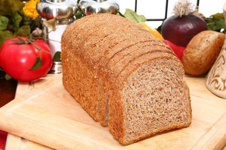 Pão de grão inteiro germinado caseiro | Clube Slim Down