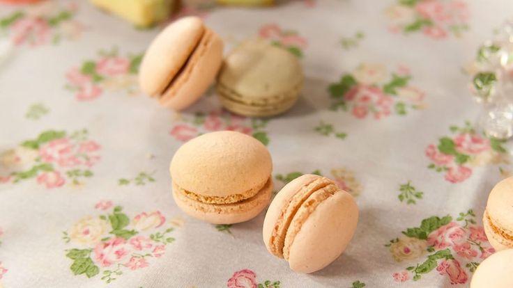 Receta   Mini macarons - canalcocina.es