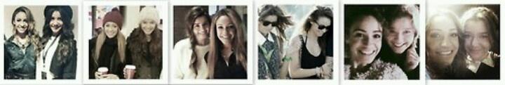 Eleanor and Danielle collage! I love them both...are soooooo GORGEOUS! <3 Xxxxx