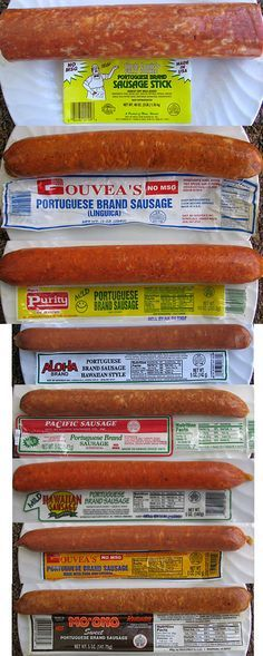 The Great Portuguese Sausage taste testing