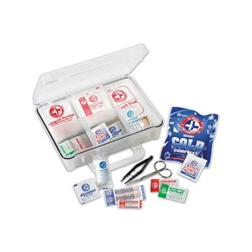 Construction/Industrial First Aid Kit,118