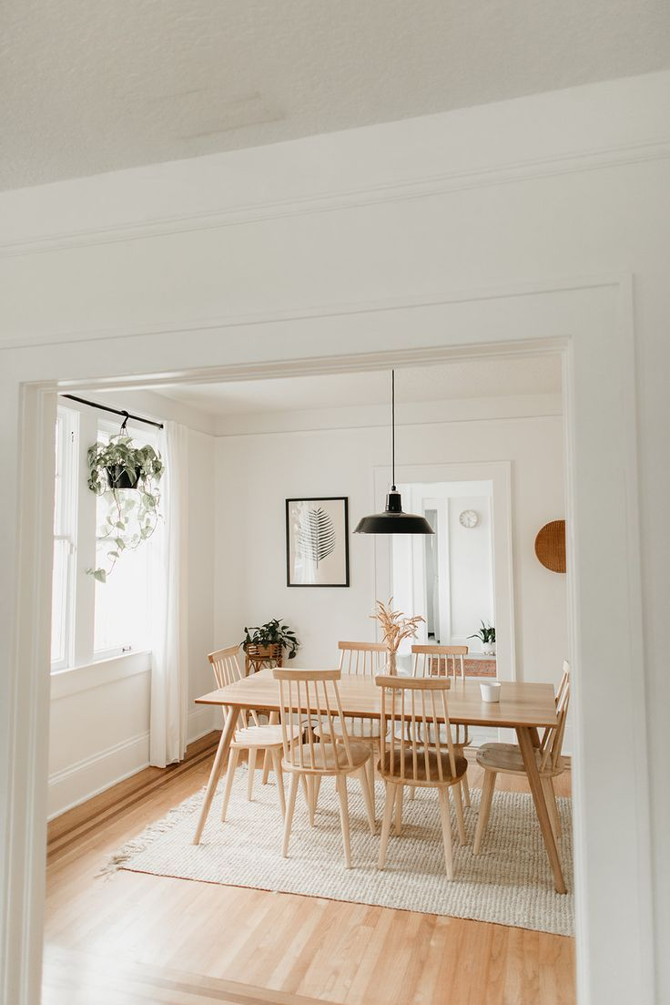 Home Style Living Spaces House Styles Dining Room Design