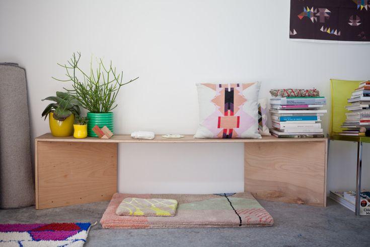 Freunde von Freunden — Alyson Fox — Artist & Designer, Apartment & Studio, Austin, Texas — http://www.freundevonfreunden.com/interviews/alys...