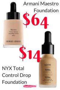 makeup dupes, dupes for makeup, affordable makeup dupes, makeup duplicates, affordable makeup