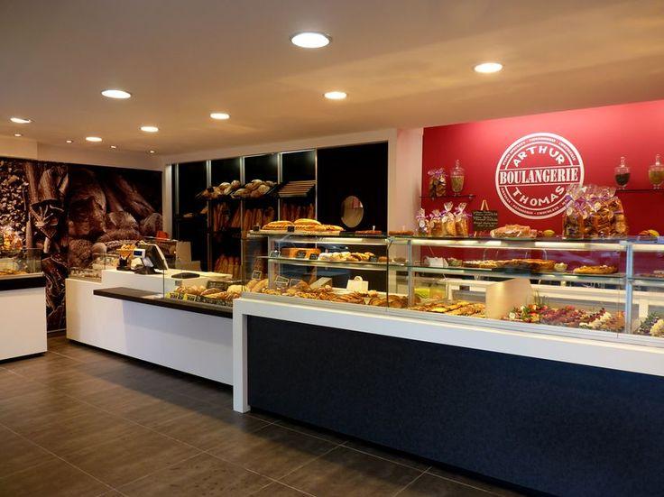 Agencement Boulangerie Patisserie Chocolaterie Boulanger Patissier Chocolatier Rennes Nantes Angers Le Mans Houal Creation
