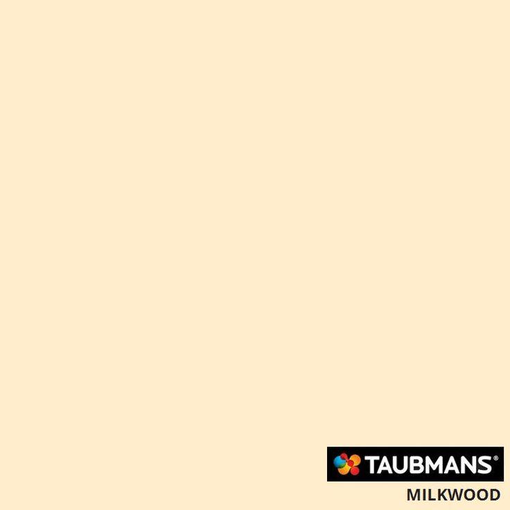 #Taubmanscolour #milkwood