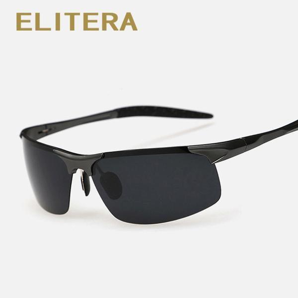 6c716d2c3e New Arrivals. FuzWeb ELITERA Aluminum Magnesium Polarized Sunglasses Men ...