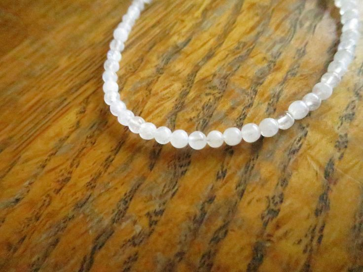 "jewelry 19.85ct white moonstone 925 sterling silver bracelet 8""Very big discount #Handmade #Beauty"