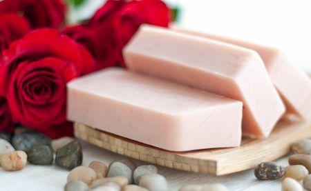 Geránium szappan/Geranium soap