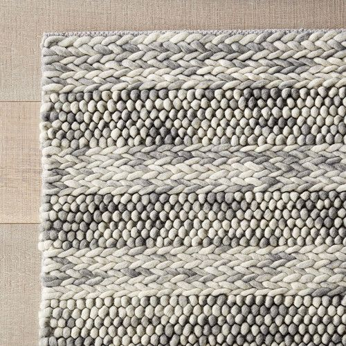 Found it at AllModern - Naperville Grey Rug