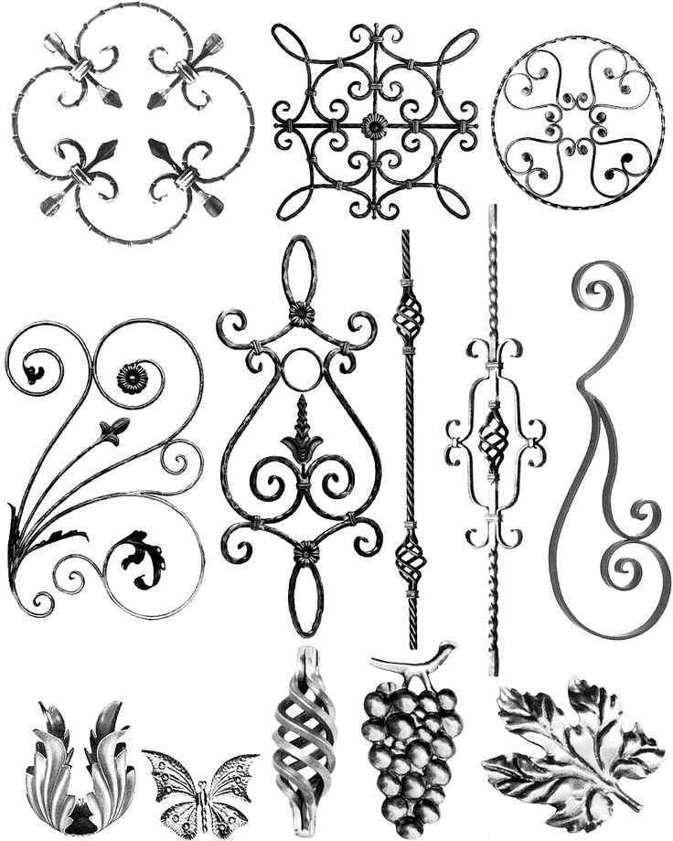 Best 25+ Wrought iron ideas on Pinterest | Iron work ...