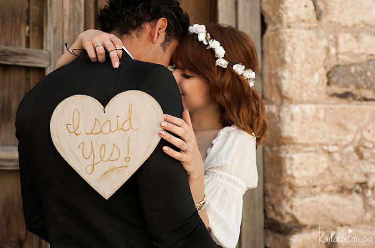 I said yes, love, engagement session, photographer, session de compromise, real de 14, love, couple, vintage, heart, proposal, ideas, bride, wedding dress,