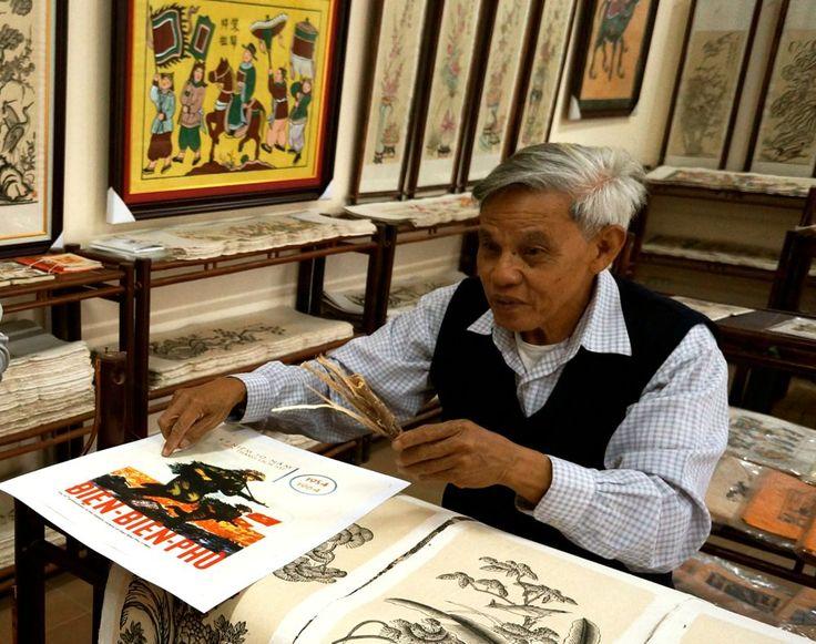 Dong Ho Traditional Vietnamese Art