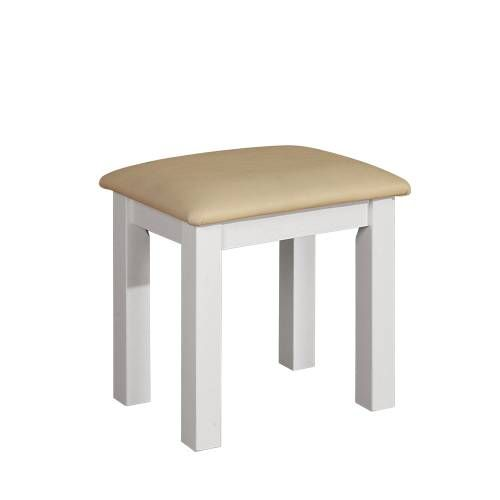 Provence Painted White Bedroom Furniture Provence White Dressing Table  Stool Well Made And Competitively Priced,