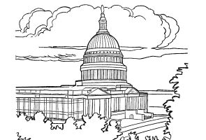 USA-Printables: great coloring pages for history...might