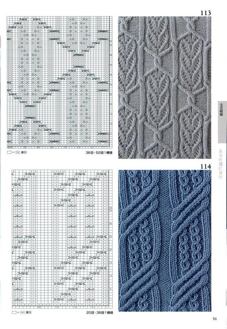 1560 best Lace Knitting charts images on Pinterest ...