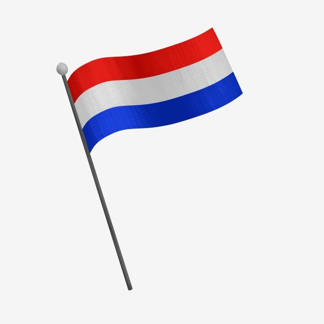 Dutch Flag Illustration Noise Wind Netherlands Netherlands Flag Flag With Flagpole Png Transparent Clipart Image And Psd File For Free Download Dutch Flag Flag Netherlands Flag