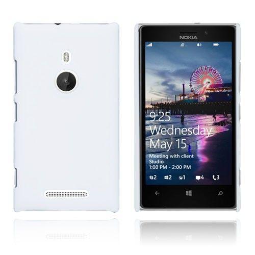 Hard Cover (Hvid) Nokia Lumia 925 Cover