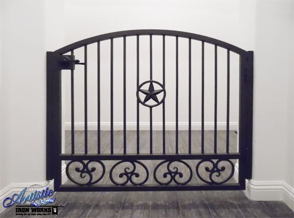 Best wrought iron gates images on pinterest
